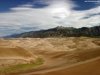 Great Sand Dunes by elvman1