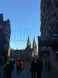 Bremen Street by IHanakoI