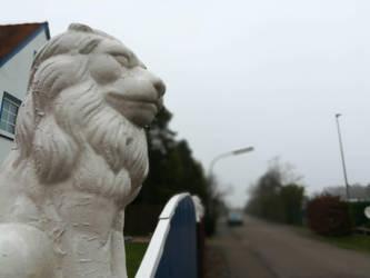the eye of the lion by IHanakoI