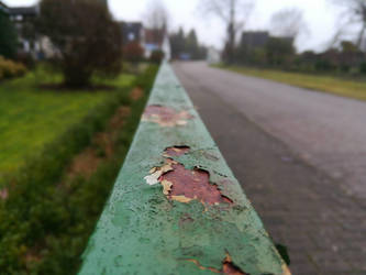 walk the line with rust by IHanakoI