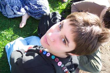 Kristen from Above by scripturemonkey