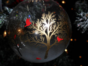 Tree in the Tree by wolfyknight