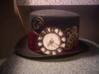 Clockwork Hat by TrixieFox