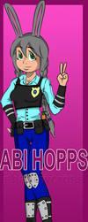 Abi hopps by Shadowcross
