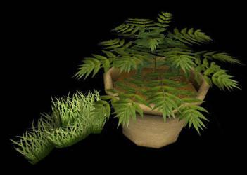 House Plant by skyledragon