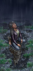 Mercy's Soul Reflections by skyledragon