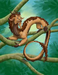 Dragon by skyledragon