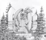 forgotten memorial by skyledragon