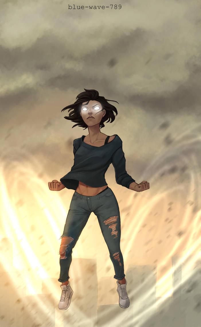Avatar legend of korra modern