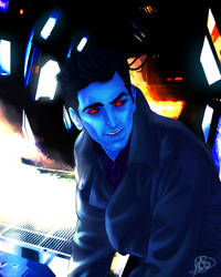 Chiss Arkanian Offshoot Favourites By Aliens Of Star Wars On Deviantart