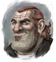 friendly pirate by SitnaRiba