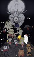 Don't Starve! by nocturneLight