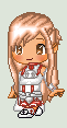 Asuna - Sword Art Online (fantage version) by Bollonyboon