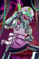 RaM: Surgeon Rick by Latte-Dah