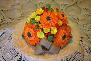 October Wedding by lenslady