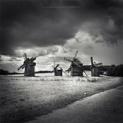 Windmills 2 by soulofautumn87