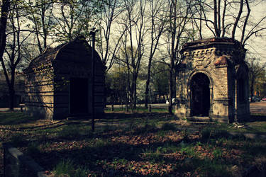 Cemetery by Peterdoesphotography