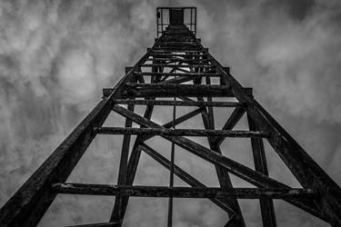 The only way is up by Peterdoesphotography