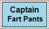 Captain Fart Pants by Sukorodo