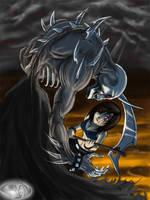 Soy la Muerte by ZKROX