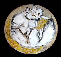 Fox Drum by Shadowind