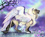 Sky Lion by Shadowind