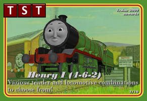 Henry I (4-6-2) RELEASED by thejonateers