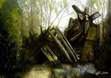 Factory forgotten by PJuric