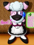 Dolly 3's Favourite 'Uniform' (For NotMolo) by Unownace