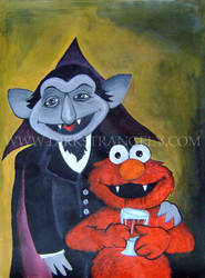 MUPPETS OF THE DAMNED by dirkstrangely