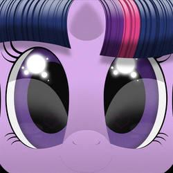 Twilight Sparkle - Boop by BroDogz