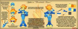 Comm: Wonderbolt Reference Sheet by BroDogz