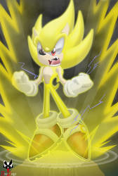 Super Sonic - Supercharged by BroDogz