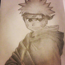 Naruto by JumpyJen