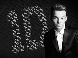 Louis Tomlinson 2 by JumpyJen