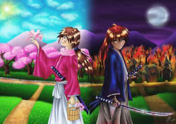 Kenshin: Assassin or Wanderer? by RainbowRose912