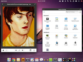 new elementary os theme by kxmylo