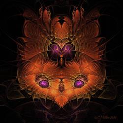 Foxy Lady by Shadoweddancer