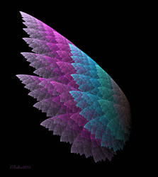 Bright Fairy Wing 2 by Shadoweddancer