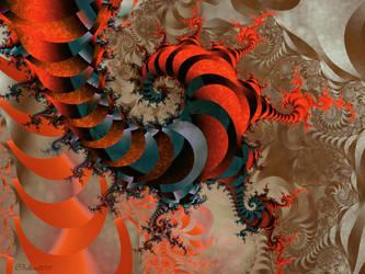 On a Downward Spiral by Shadoweddancer