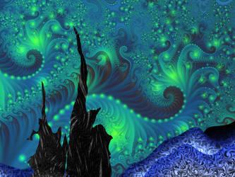 Starry Starry Night  by Shadoweddancer
