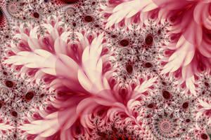 Pink Azaleas by Shadoweddancer