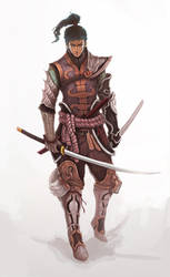 samurai finished by jasson78