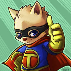 Super Teemo - Commission Icon by RinTheYordle