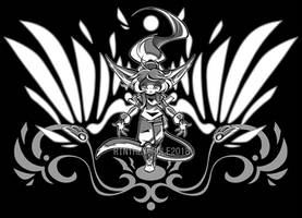 Rin's Wings - Shirt Design by RinTheYordle