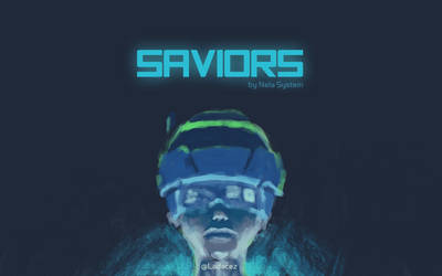 Saviors - Title Screen by ladace