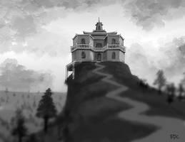 Haunted House by EdArtGaming