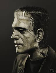 Frankenstein by EdArtGaming