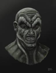 Haunted Mask by EdArtGaming