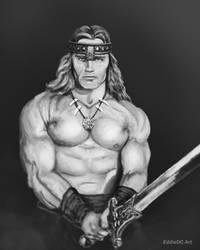 Conan the Barbarian by EdArtGaming